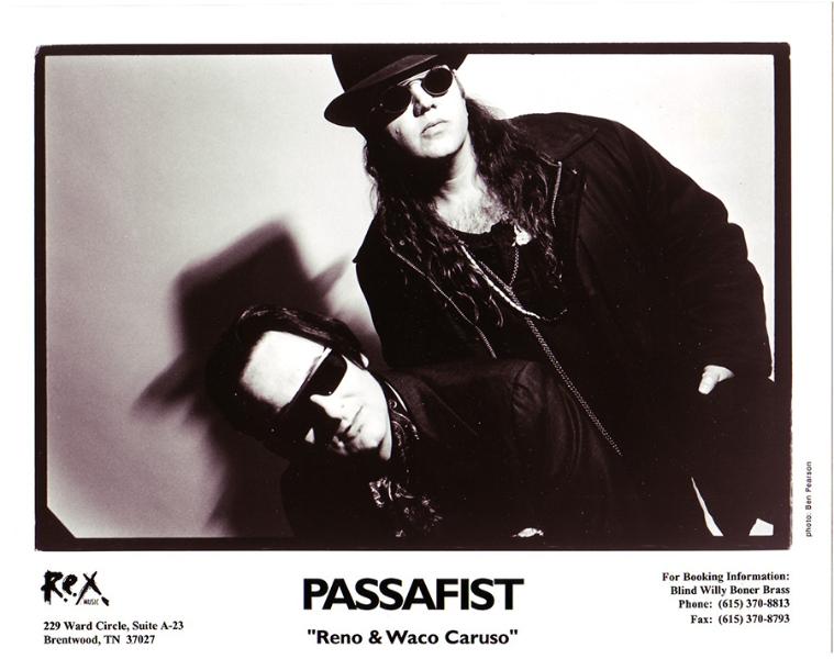 Passafist promo